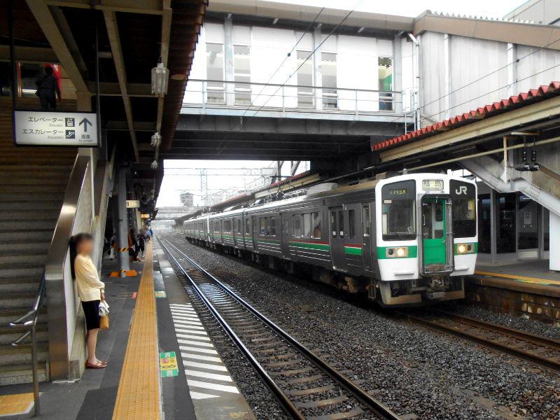 旧型客車・ELレトロ栃木・福島号2015-4-9413