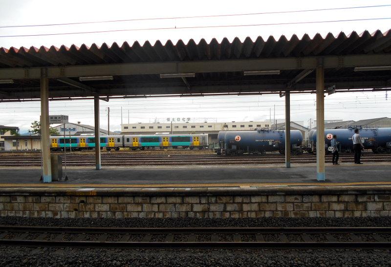旧型客車・ELレトロ栃木・福島号2015-4-9417