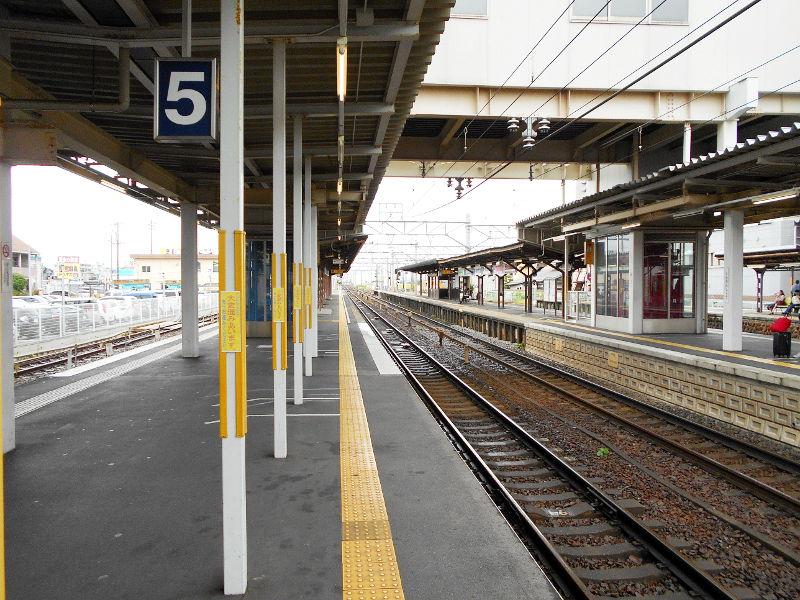 蒲郡→豊橋・名鉄の旅2016-6236