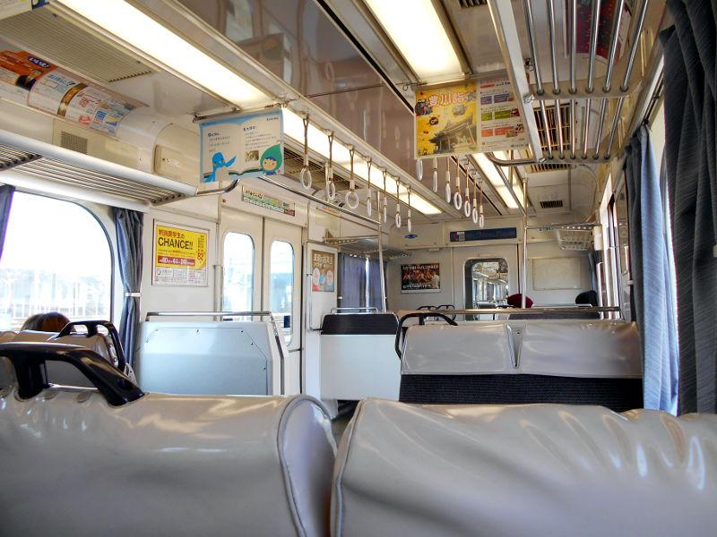 名鉄・西枇杷島駅2015-0606