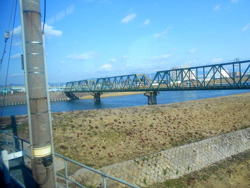 名鉄・西枇杷島駅2015-0607