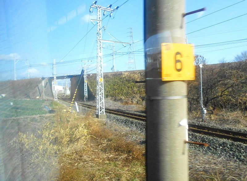 名鉄・西枇杷島駅2015-0608