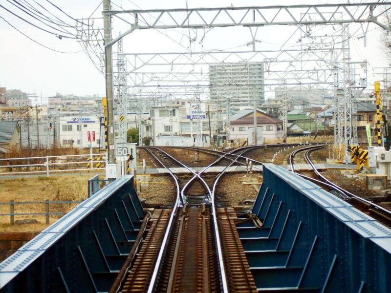 名鉄・西枇杷島駅2015-0612