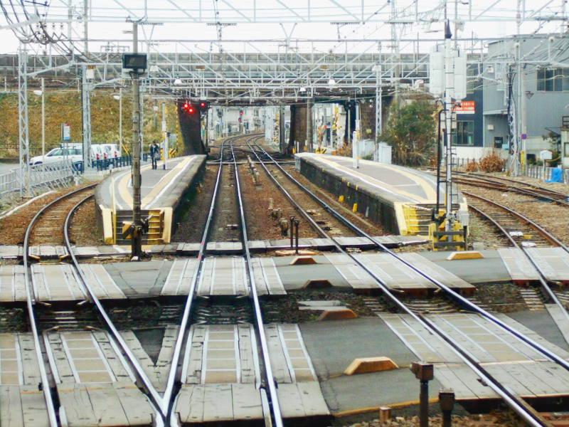 名鉄・西枇杷島駅2015-0614