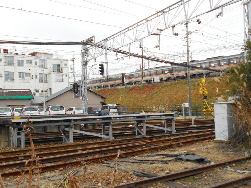 名鉄・西枇杷島駅2015-0624