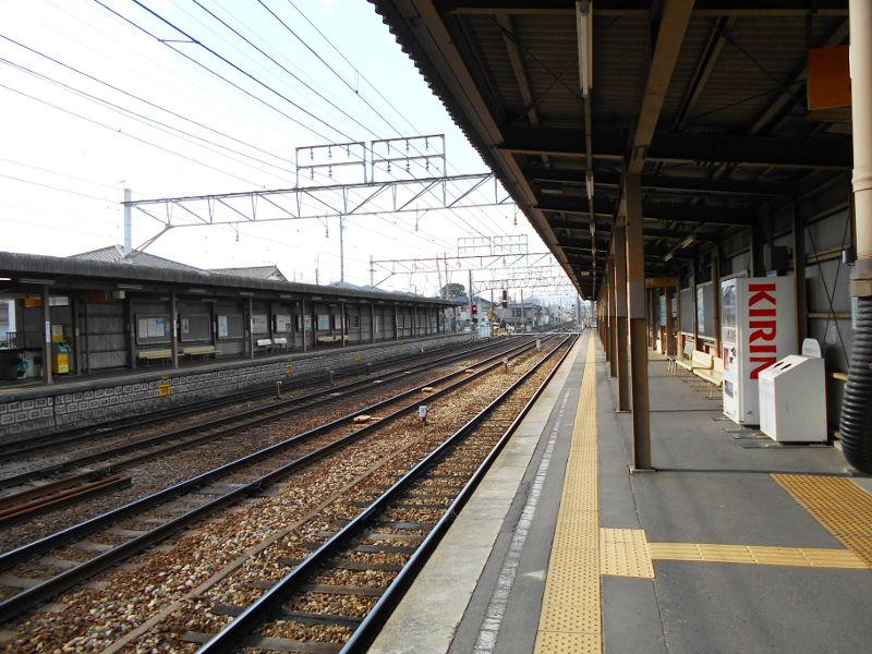 名鉄・西枇杷島駅2015-0633