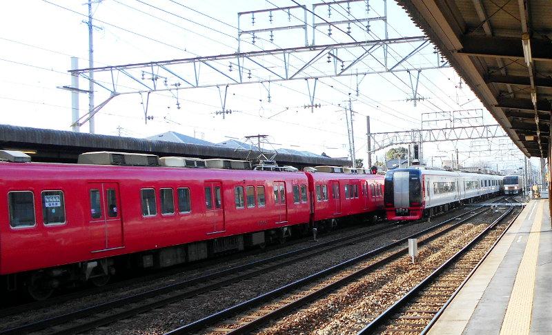 名鉄・西枇杷島駅2015-0635