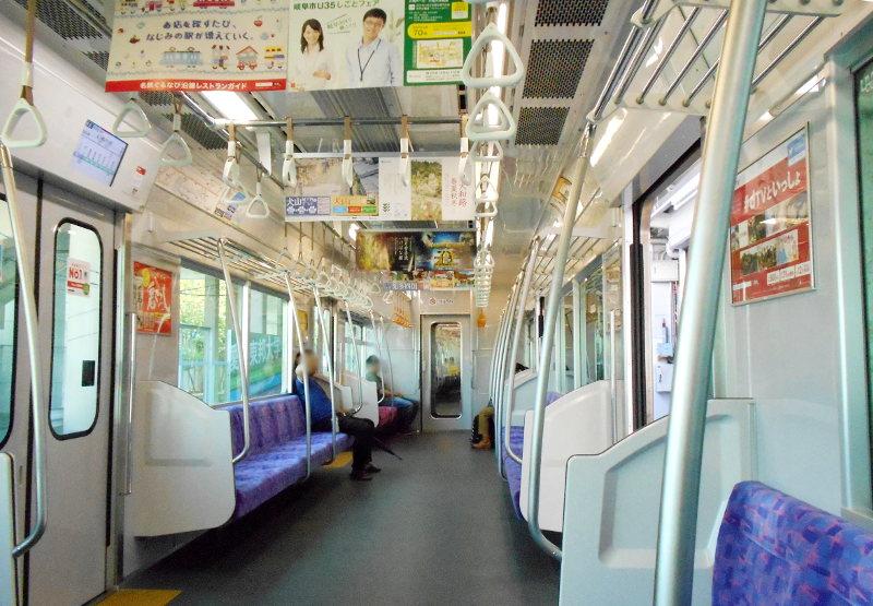 名鉄乗り回しの旅2017その1・御嵩-4124