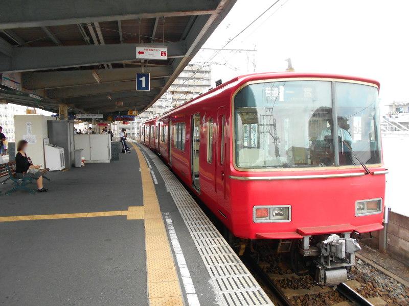 名鉄乗り回しの旅2017その4・弥富-4410
