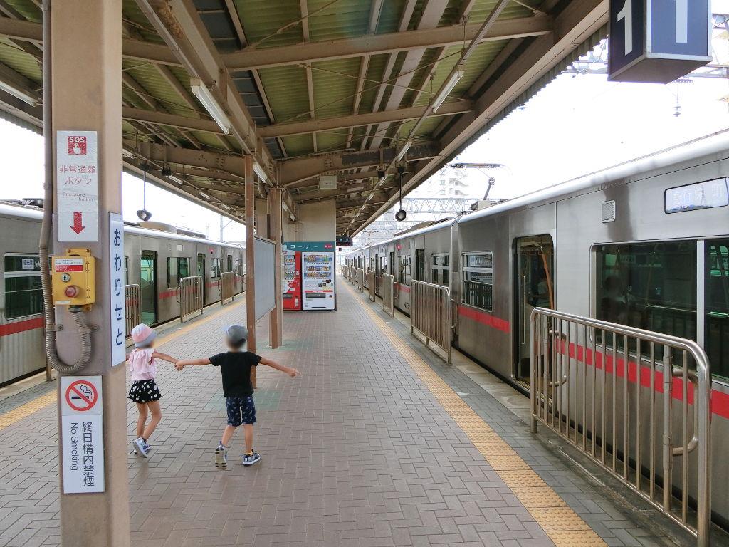 名鉄乗り回しの旅2018その6・尾張瀬戸-4614
