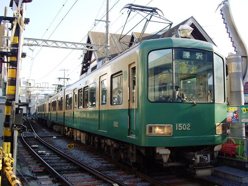 冬の江ノ電2013-5001