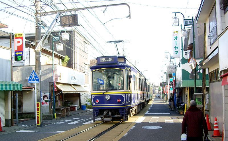冬の江ノ電2013-5002