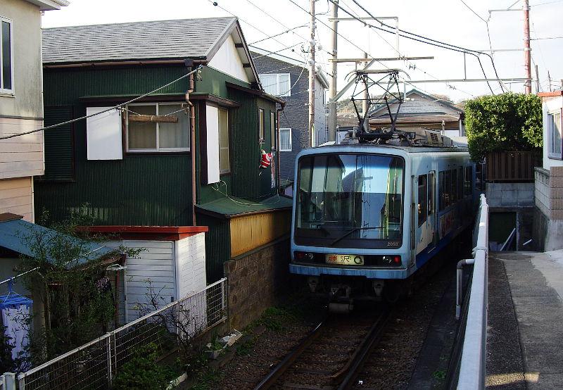 冬の江ノ電2013-5004