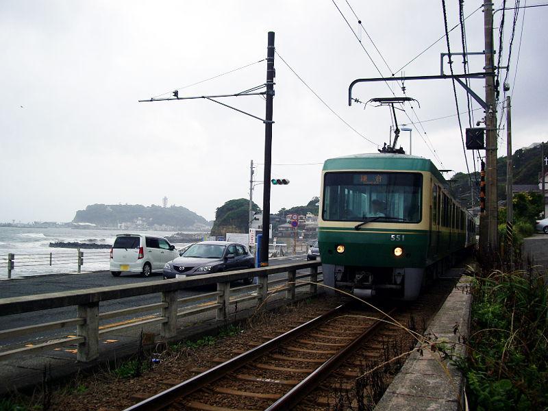 夏の江ノ電2014-8001
