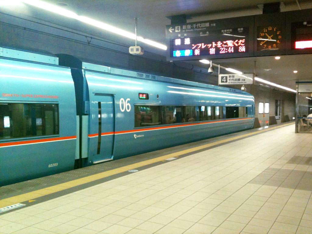 小田急Fトレイン2011-9001