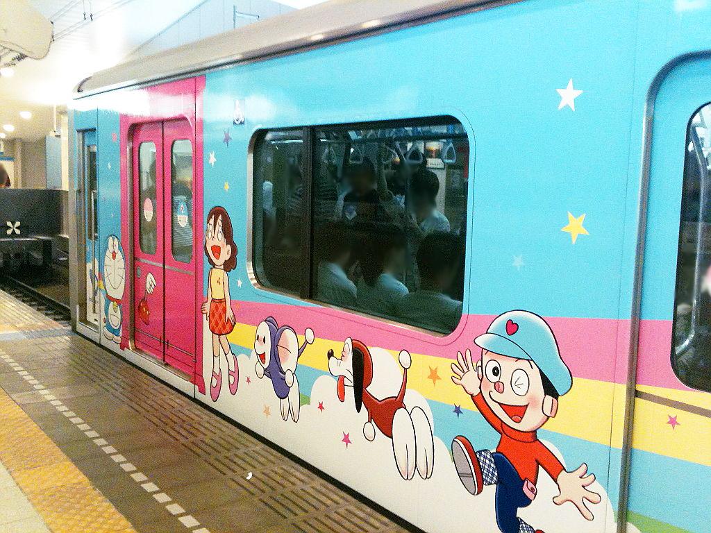 小田急Fトレイン2011-9007