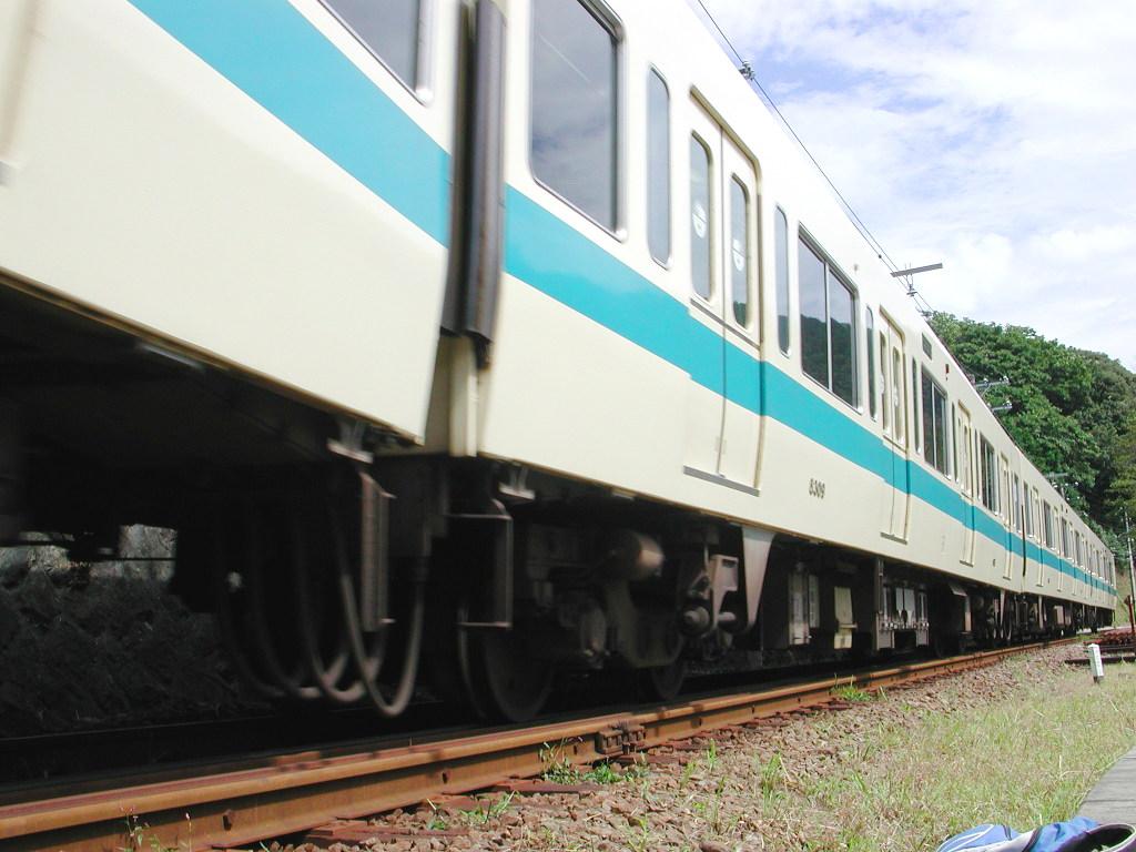箱根登山鉄道2006秋-1008