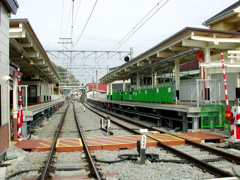 箱根・風祭駅-10