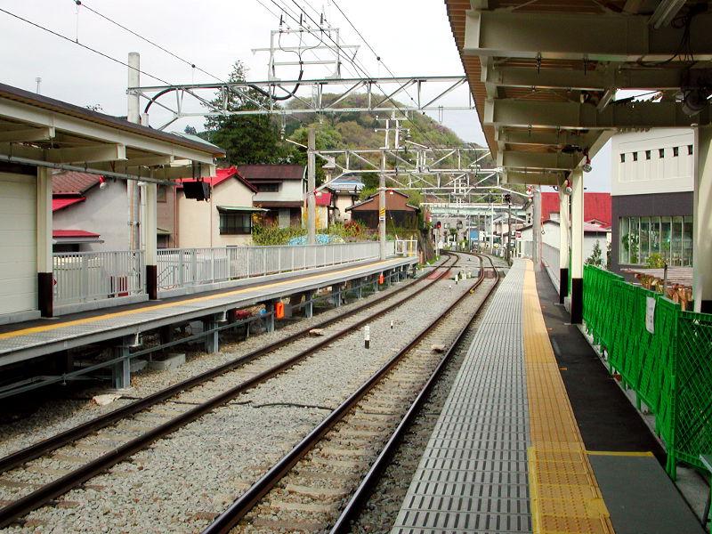 箱根・風祭駅-11