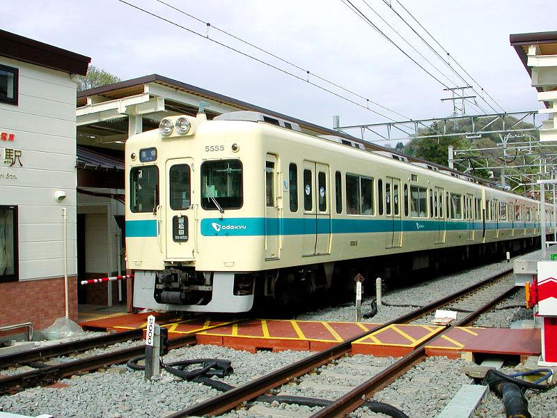 箱根・風祭駅-12