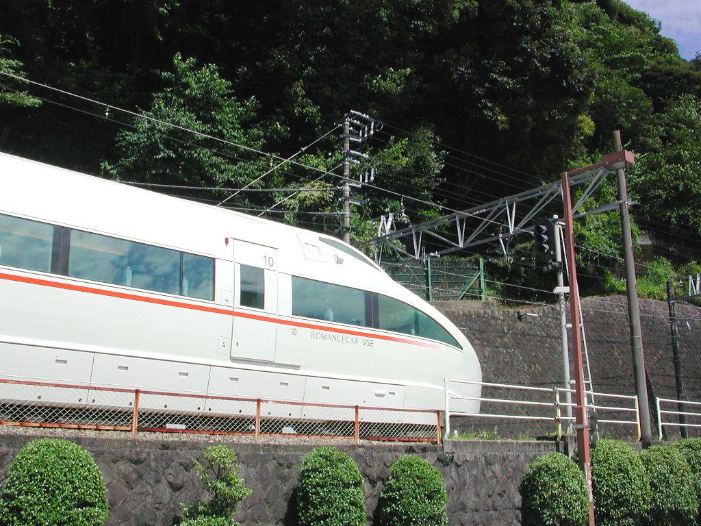 箱根・小田急ロマンスカーVSE・2006秋-1012