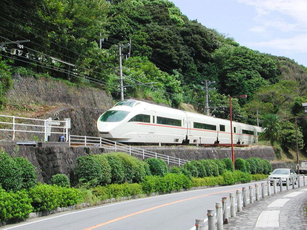 箱根・小田急ロマンスカーVSE・2006秋-1015