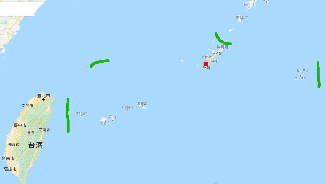 沖縄・那覇で年越し2018その1・旅立ち-1133