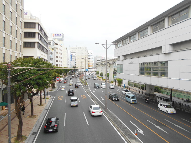 沖縄・那覇で年越し2018その1・旅立ち-1146