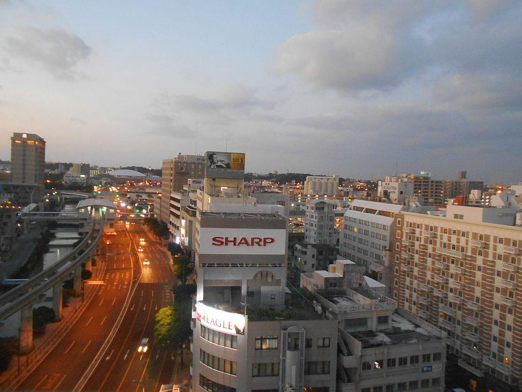 沖縄・那覇で年越し2018その3・首里への道-1301