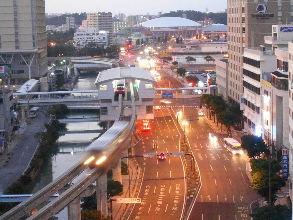 沖縄・那覇で年越し2018その3・首里への道-1302