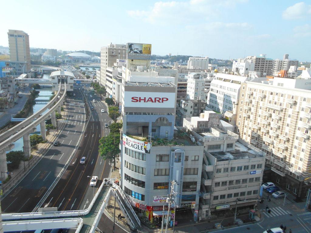 沖縄・那覇で年越し2018その3・首里への道-1303