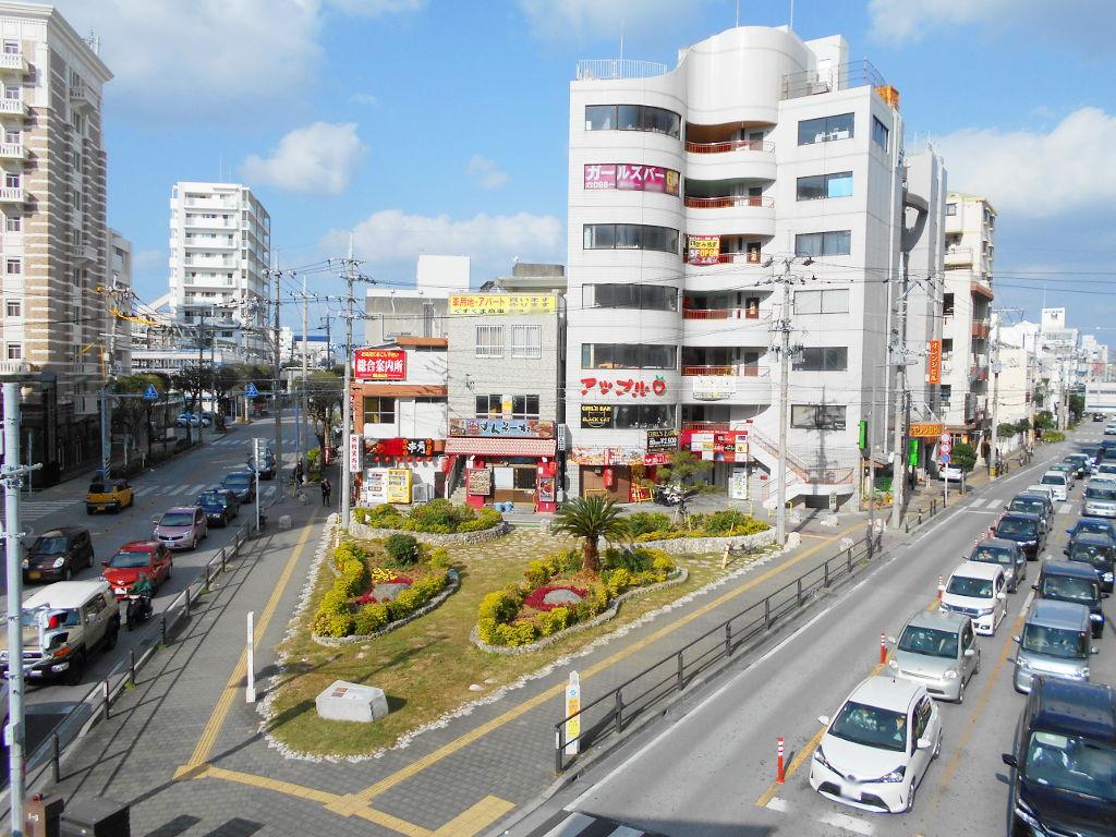 沖縄・那覇で年越し2018その3・首里への道-1307