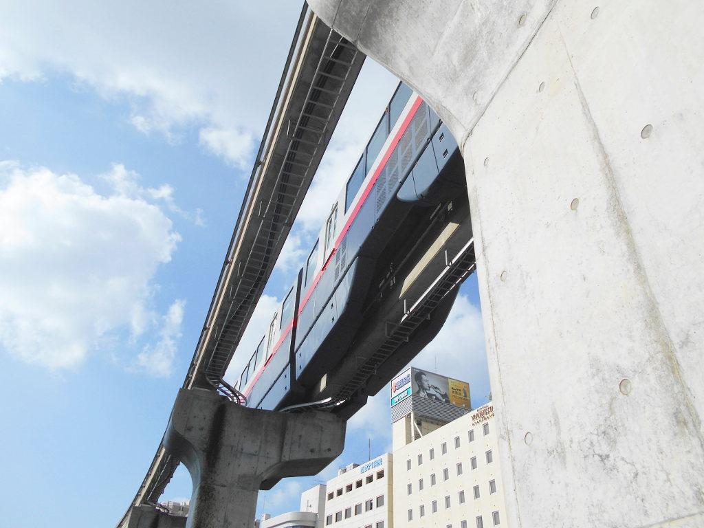 沖縄・那覇で年越し2018その3・首里への道-1310