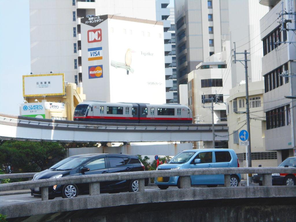 沖縄・那覇で年越し2018その3・首里への道-1312