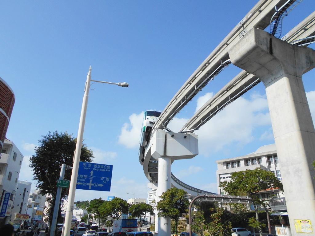 沖縄・那覇で年越し2018その3・首里への道-1317