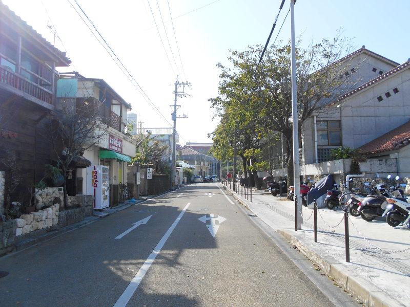沖縄・那覇で年越し2018その3・首里への道-1320