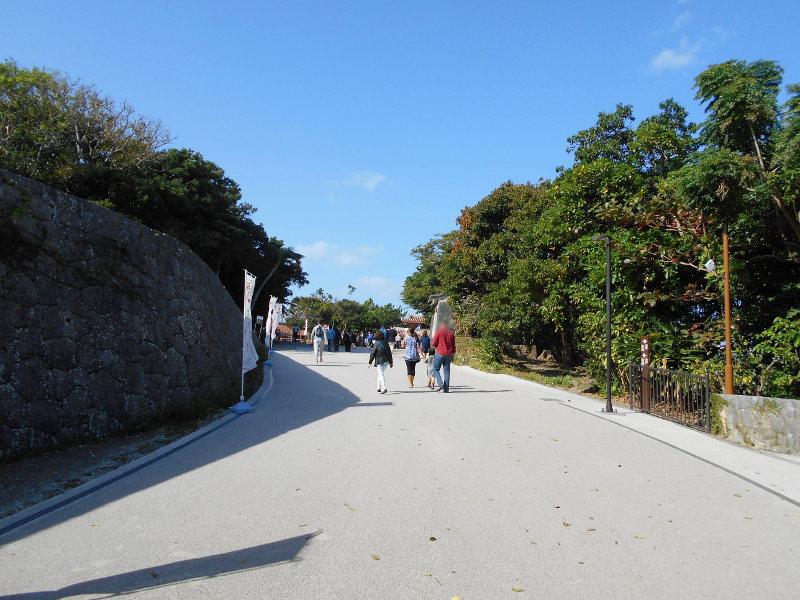 沖縄・那覇で年越し2018その3・首里への道-1324