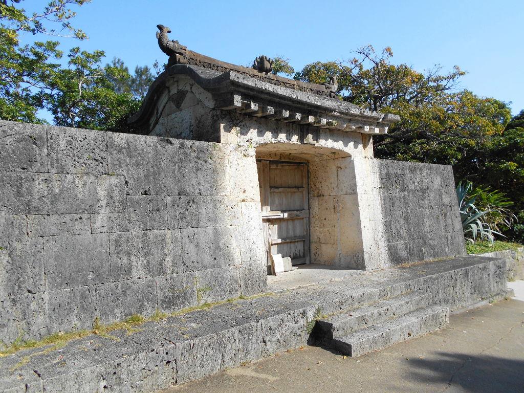 沖縄・那覇で年越し2018その3・首里への道-1325