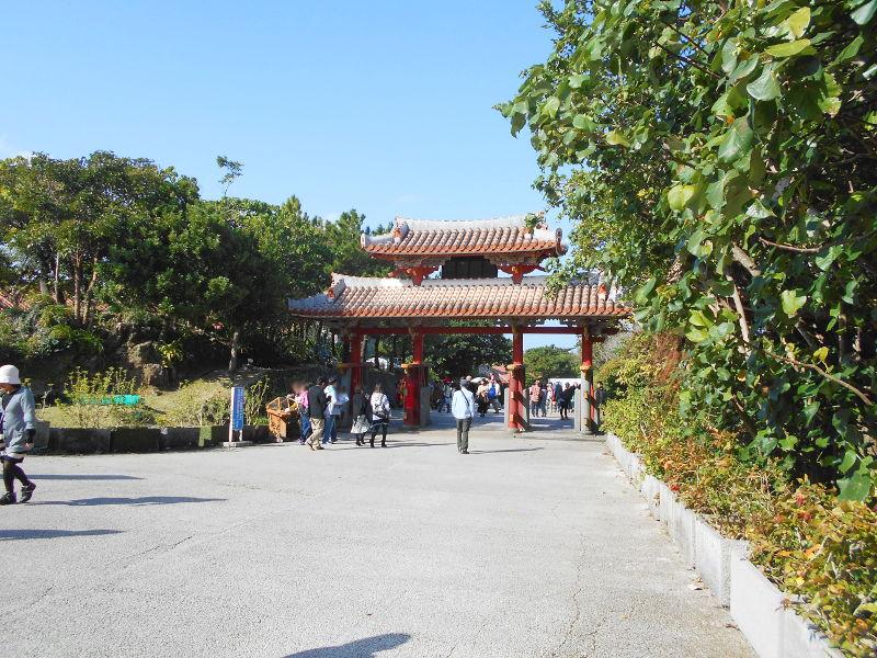 沖縄・那覇で年越し2018その3・首里への道-1328