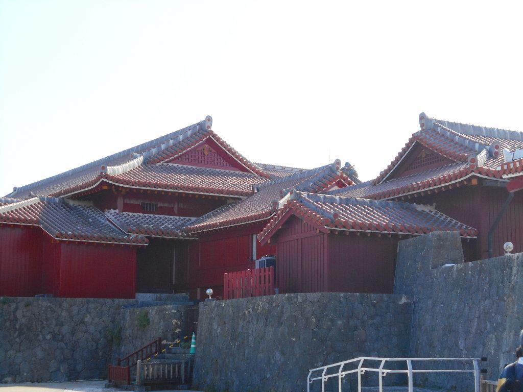 沖縄・那覇で年越し2018その4・首里城の正月儀式-1407