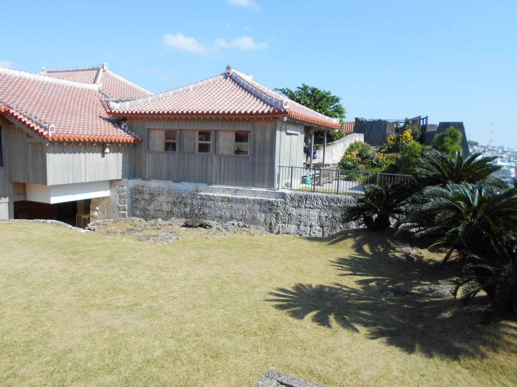沖縄・那覇で年越し2018その5・首里城内-1505