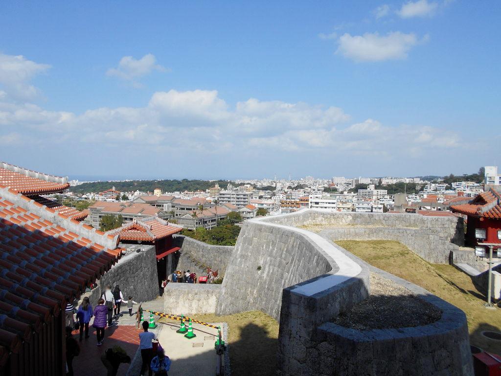 沖縄・那覇で年越し2018その5・首里城内-1519
