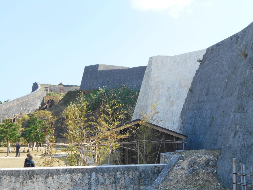 沖縄・那覇で年越し2018その5・首里城内-1524