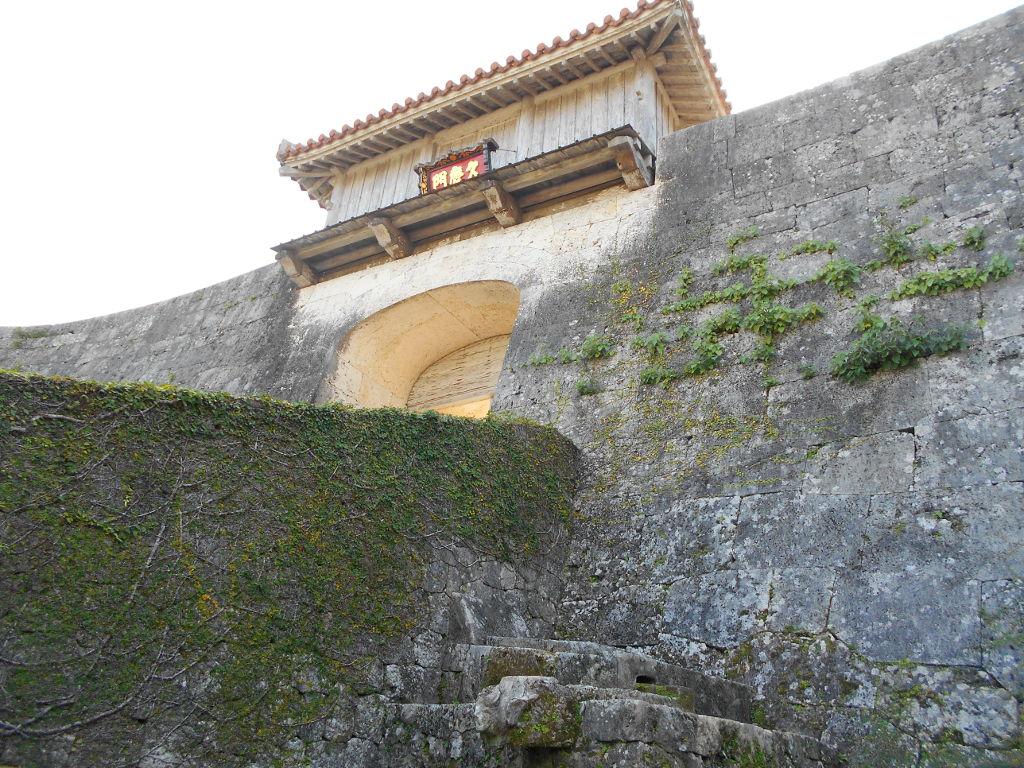 沖縄・那覇で年越し2018その5・首里城内-1527