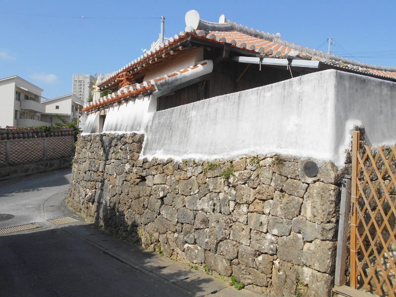 沖縄・那覇で年越し2018その6・首里城からやちむん通りへ-1618