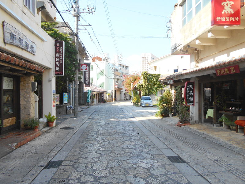 沖縄・那覇で年越し2018その6・首里城からやちむん通りへ-1624