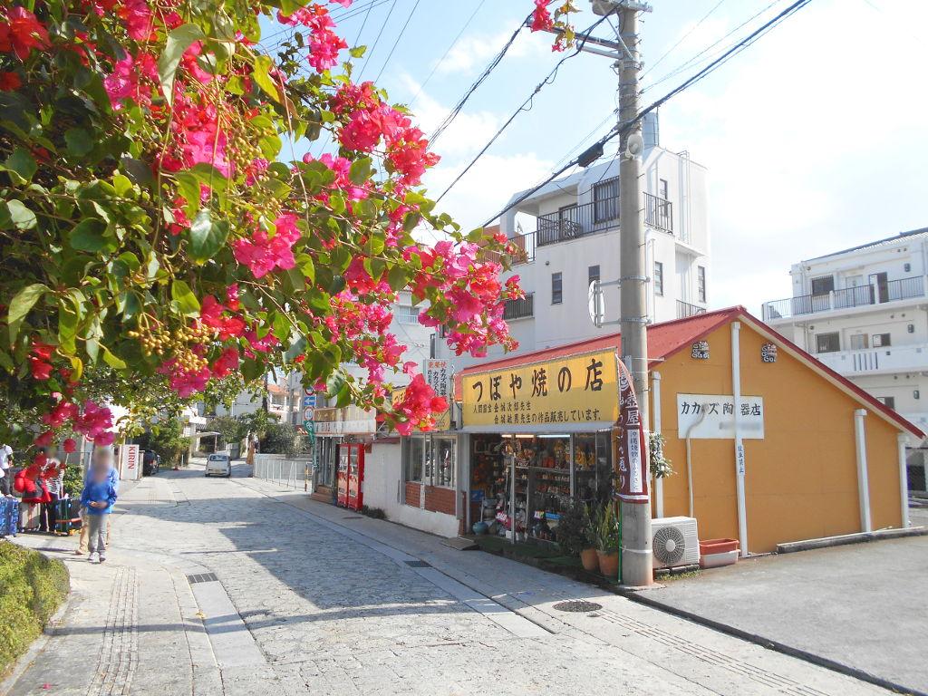 沖縄・那覇で年越し2018その6・首里城からやちむん通りへ-1625