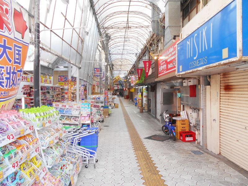 沖縄・那覇で年越し2018その7・平和通りとアーケード商店街-1713
