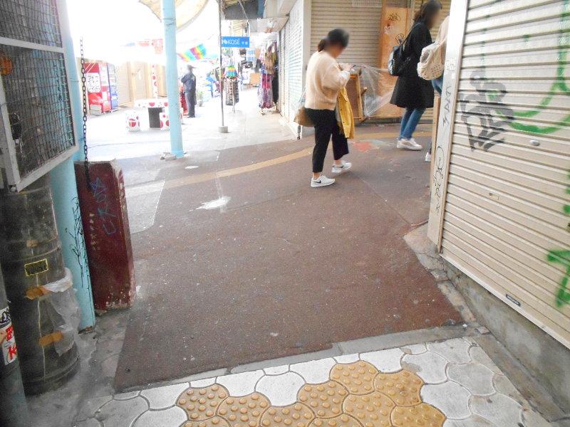 沖縄・那覇で年越し2018その7・平和通りとアーケード商店街-1718