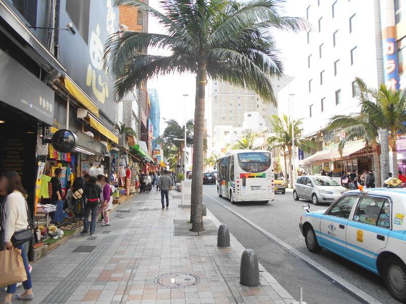 沖縄・那覇で年越し2018その7・平和通りとアーケード商店街-1732